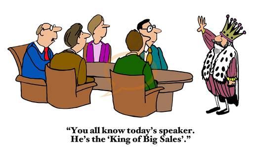king of big sales